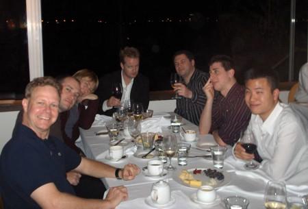 cisco media dinner one