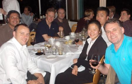 cisco media dinner two