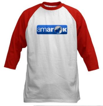 Amarok Baseball shirt