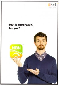 iiNet is ready for the NBN, apparently