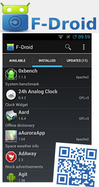 F-Droid: An open source app store